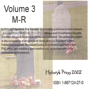 World War I - Volume 3